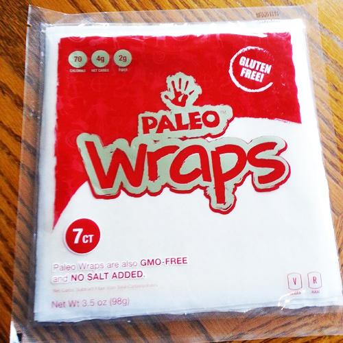 Paleo-Wrap