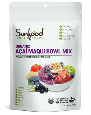 Acai Bowl Mixedit
