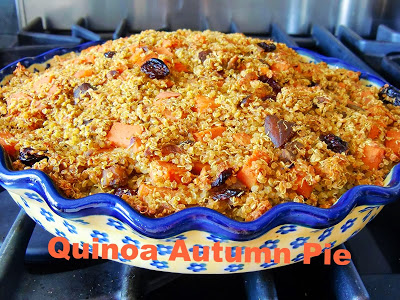Quinoa-Autumn-Pie